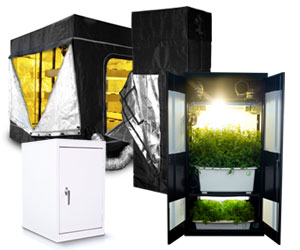 Ready Set Hydro Grow Boxes