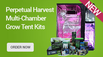 Perpetual Harvest Multi-Chamber Grow Tent Kit