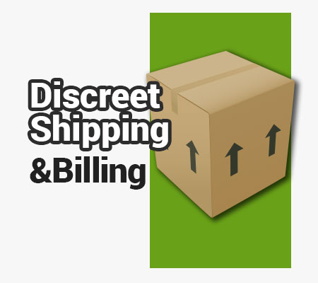 discreet shipping options