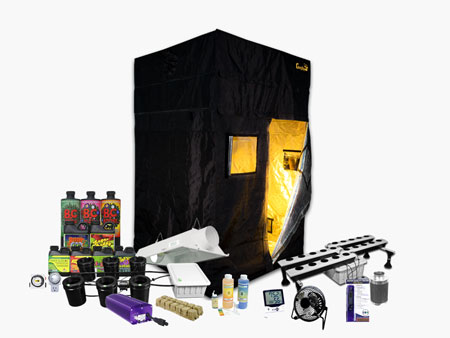 5' x 5' Gorilla Grow Tent Kit