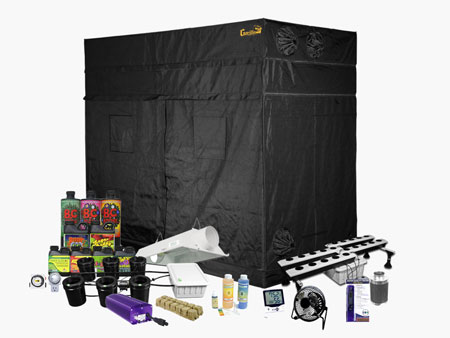 5' x 9' Gorilla Grow Tent Kit